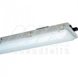 Ex-Proof Led Fluorescent Lighting Fixtures EMERGENCY– (SCHUCH)
