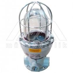 Ex-Proof Lighting Fixtures Without Ballast (CORTEM)