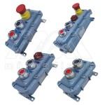 Ex-Proof Control Boxes - Aluminum Body (COELBO)