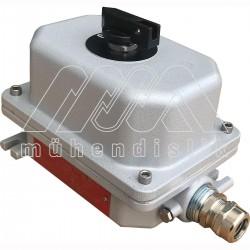 Exproof Motor Koruma Şalteri (ASP)
