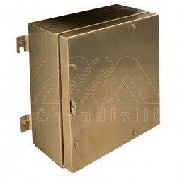 Exproof Stainless Steel Terminal Boxes