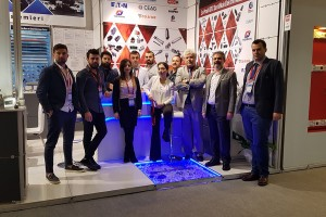 As MSM Engineering, We Get a Booth Our Place at WIN EURASIA 2017