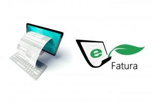 E-fatura sistemine geçtik
