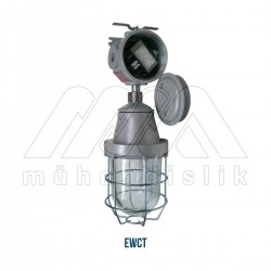 Ex-Proof Lighting Fixtures With a Ballast (CO.SI.ME)
