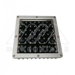 Ex-Proof LED Projektörler (CO.SI.ME)
