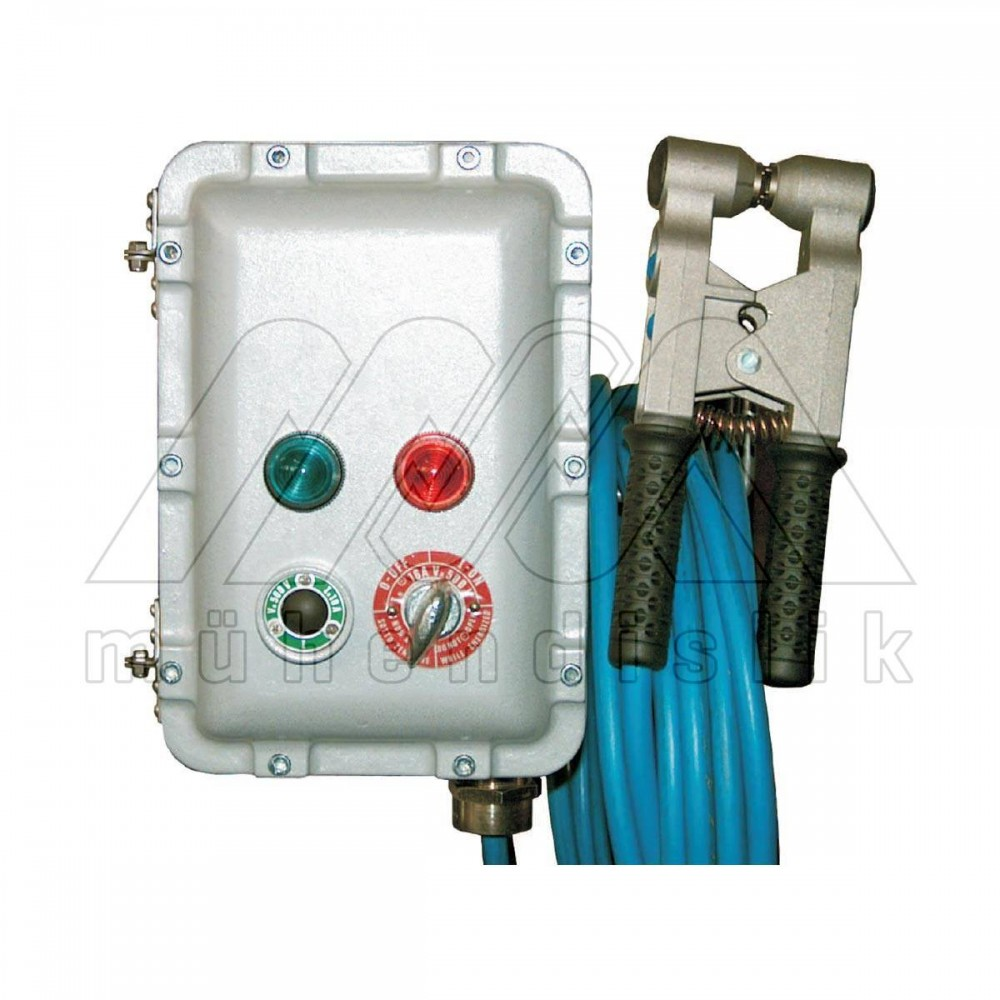 Ex-Proof Junction Boxes with Grounding System (CO SI ME)