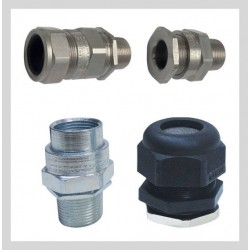 Ex-Proof Polyamide Cable Glands