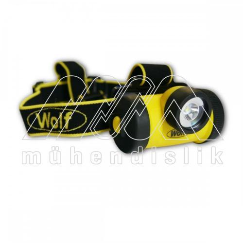 EXPROOF BARET LAMBASI_HT-400 LED (WOLF)_ZONE 0