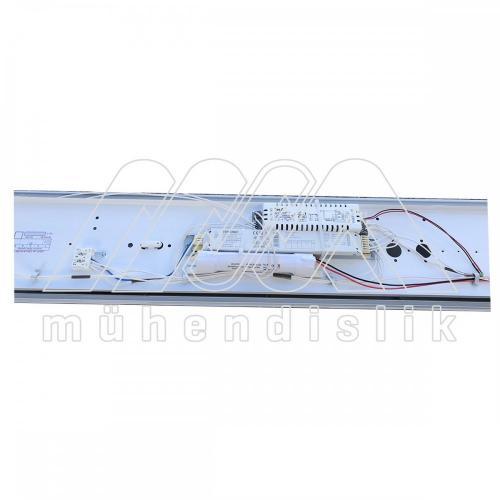 EX-PROOF FLORESAN ARMATÜR -LED TİP - MULTIEXTRA-N-LED- EMERGENCY (VYRTYCH)