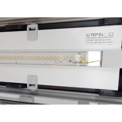 EXPROOF LED FLORESAN ARMATÜR - (TEPEX)