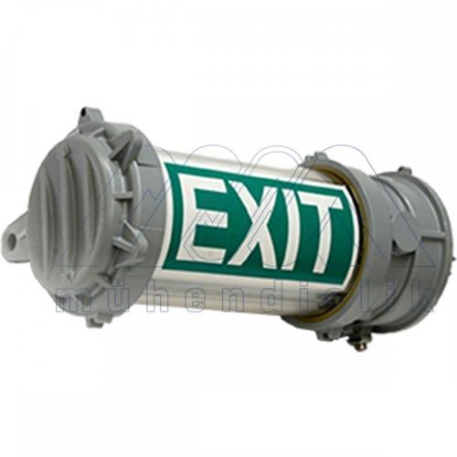 EX-PROOF ACİL DURUM LED COMPACT ARMATÜR - (TEPEX)